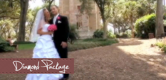 Diamond Wedding Video Package